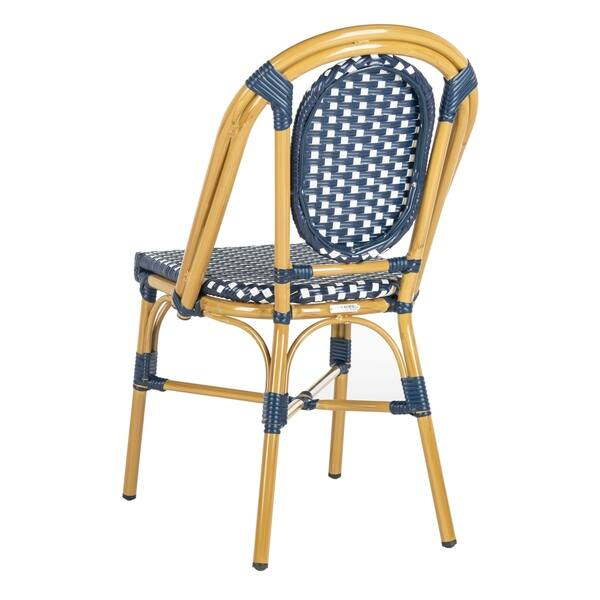Strange Shop Safavieh Outdoor Living Lenda French Bistro Chair Inzonedesignstudio Interior Chair Design Inzonedesignstudiocom