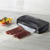 Weston Vacuum Sealer with Roll Storage and Cutter