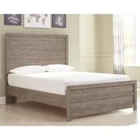 Carbon Loft Balnain Grey Panel Bed