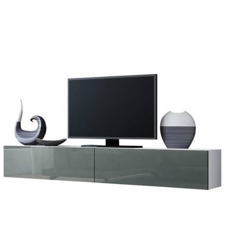 VIGO High Gloss TV Stand