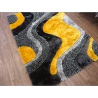 2x3 Doormat Yellow - 2' x 3'