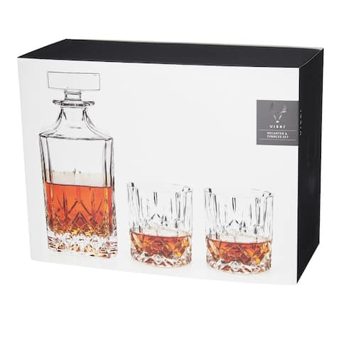 Admiral: Decanter & Tumbler Set (VISKI)