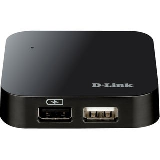 D-Link DUB-H4 4 Port High Speed USB 2.0 Hub