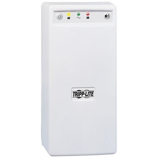 Tripp Lite UPS 600VA 345W Desktop Battery Back Up Tower 120V USB PC /