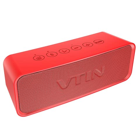 VTIN Portable Wireless Bluetooth Speaker with Extra Bass and Classic Audio