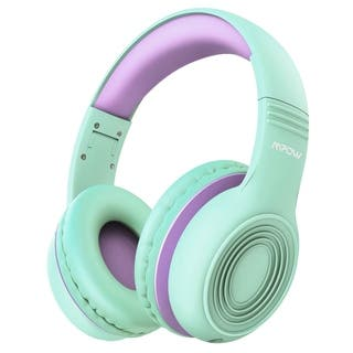 Mpow CH6 Kids Headphones Volume Limited Over Ear Kids Headset with 3.5mm Audio Jack for Children Boys Girls
