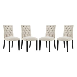 Link to Copper Grove Trilj Dining Chair (Set of 4) Similar Items in Dining Room & Bar Furniture