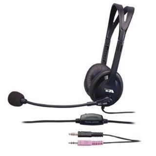 Cyber Acoustics AC-400MV Speech Recognition Headset