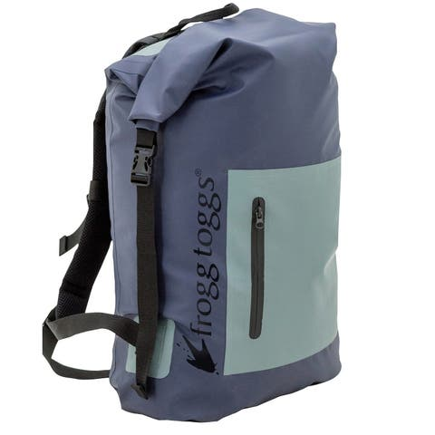 Frogg Toggs PVC Tarpaulin Waterproof Backpack