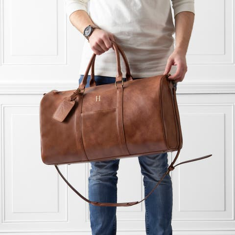 dad6c5bb6c81 Brown Duffel Bags | Find Great Bags Deals Shopping at Overstock