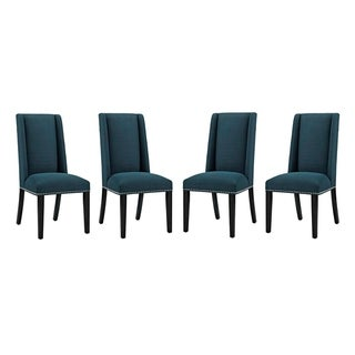 Link to Baron Dining Chair Fabric Set of 4 Similar Items in Dining Room & Bar Furniture