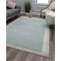Series S Jade Contemporary Geometric Rug