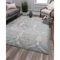 Metro Contemporary Geometric Rug
