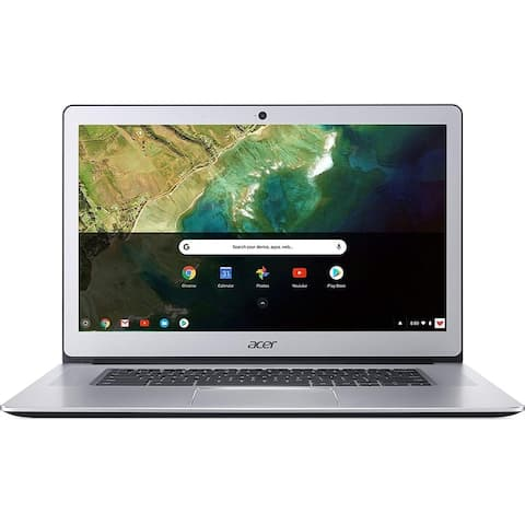 Acer Chromebook 15 Intel Celeron N3350 1.1GHz 4GB Ram 32GB Flash Chrome OS