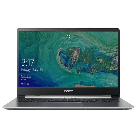 "Acer 14"" Swift 1 Laptop Intel N5000-1.1GHz 4GB Ram 64GB Flash Windows 10 S"