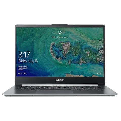 "Acer 14"" Swift 1 Laptop Intel N5000-1.1GHz 4GB Ram 64GB Flash Windows 10 S"
