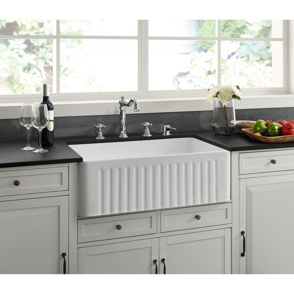 Farmhouse And A Kitchen Sinks