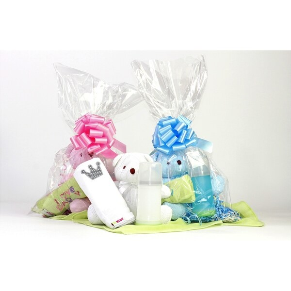 Teddy Bear Baby Shower Gift Set. Opens flyout.