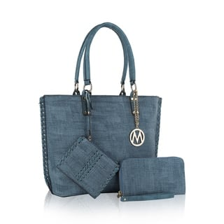 48d56a7a43911 Buy Blue Tote Bags Online at Overstock