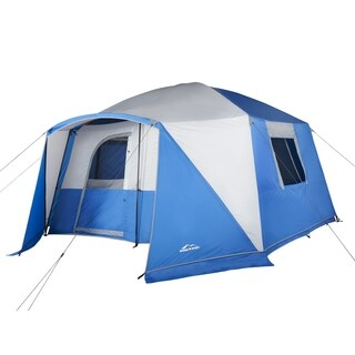 Suisse Sport Sycamore 8 Person Tent with Open Air Fly