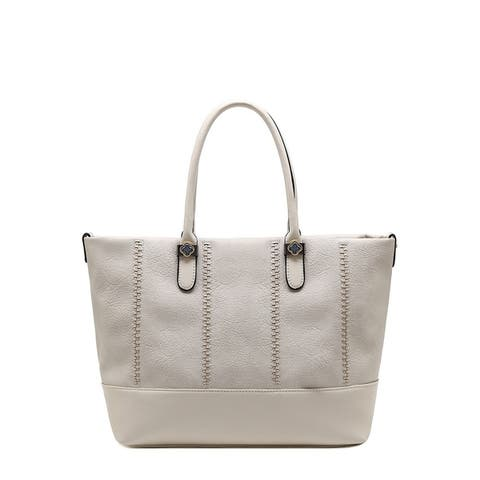 MKF Collection Ciaran Lightweight Tote Bag by Mia K.