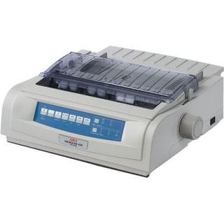Oki MICROLINE 420 Dot Matrix Printer