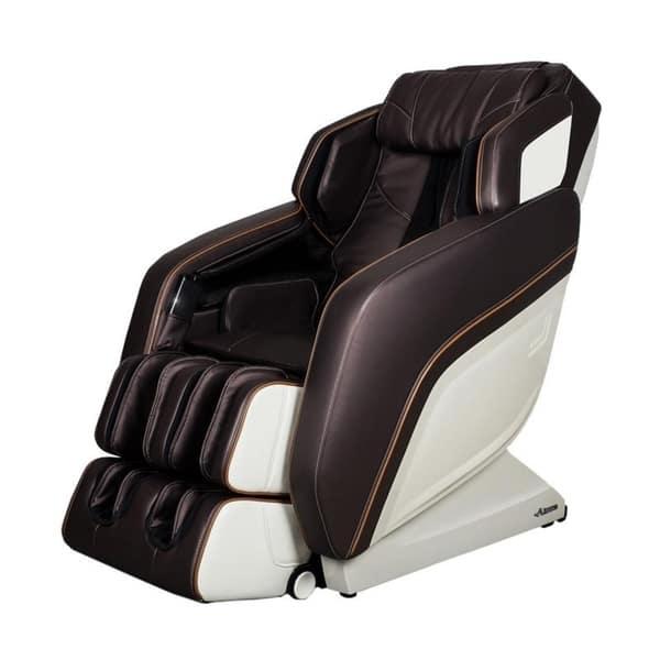 Best Massage 2d Sl Shape Zero Gravity Brown Massage Chair Overstock 26441147
