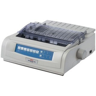 Oki MICROLINE 490 Dot Matrix Printer