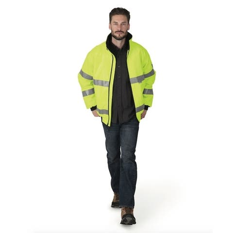 Charles River Hi-Vis Jacket, Assorted Colors