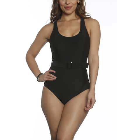 Sun and Sea Missy Belted One Piece