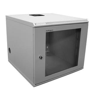 "StarTech.com 10U 19"" Wall Mounted Server Rack Cabinet"