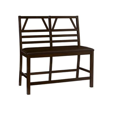 Progressive Trusses Upholstered Counter Bench (1/Ctn)