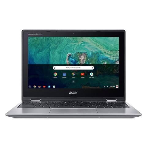 "Acer 11.6"" Chromebook 11 Celeron 1.1GHz 4GB RAM 32GB Flash Chrome OS w Stylus and Case"