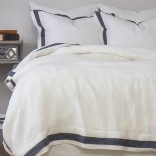 Orlando Steel Blue Duvet Cover