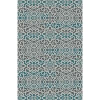 Contemporary 2x3 Rug - 2' x 3'
