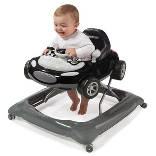 Mini-Speedster Activity Walker w/Adjustable Seat and Easy Fold Storage