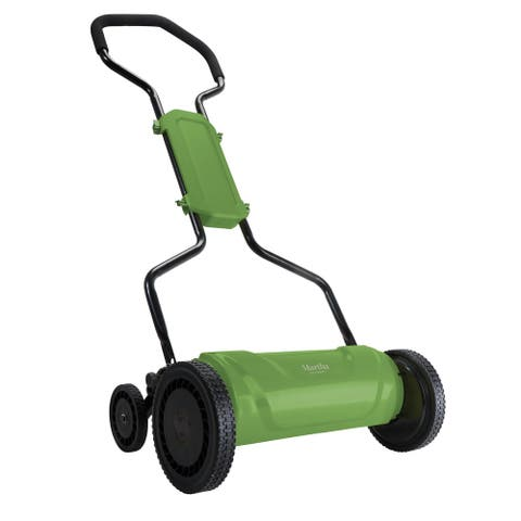 Martha Stewart MTS-MRM18 18In 5-Position Push Reel Mower