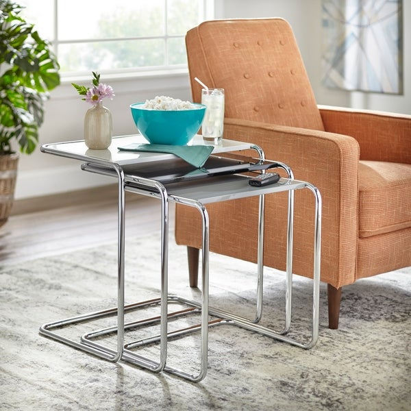 Simple Living Sarita Nesting Tables. Opens flyout.