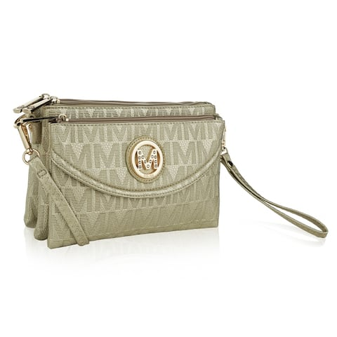 MKF Collection Becky M Signature Crossbody Bag by Mia K.