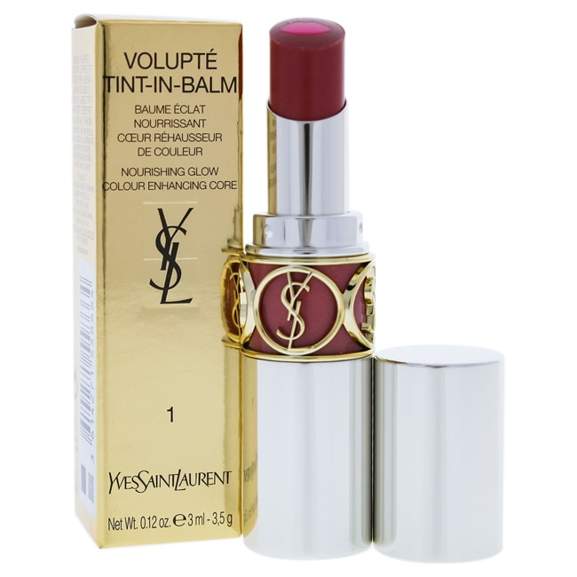 Yves Saint Laurent Volupte Tint In Balm 1 Dream Me Nude