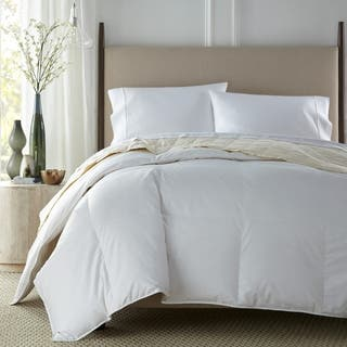 Stearns and Foster All Seasons White Down Comforter