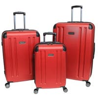 Kenneth Cole Reaction 3-Piece Lightweight Hardside Spinner Luggage Set
