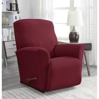 Harper Lane Solid Pique Slipcover for Chair Recliner
