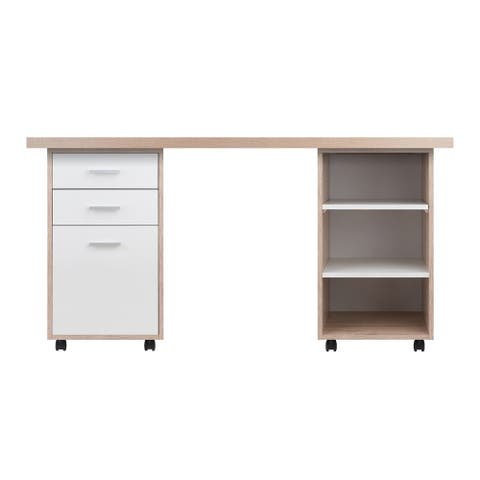 Kenner 3pc Set Modular Desk