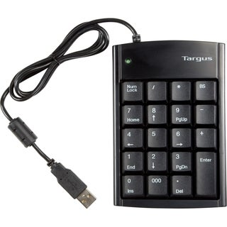 Targus PAUK10U Ultra Mini USB Keypad