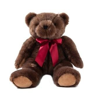 "Sebastian Stuffed Bear - V11 x H10.5"""