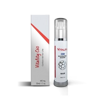 Vitality Carbon 60 50 ml 440 mg