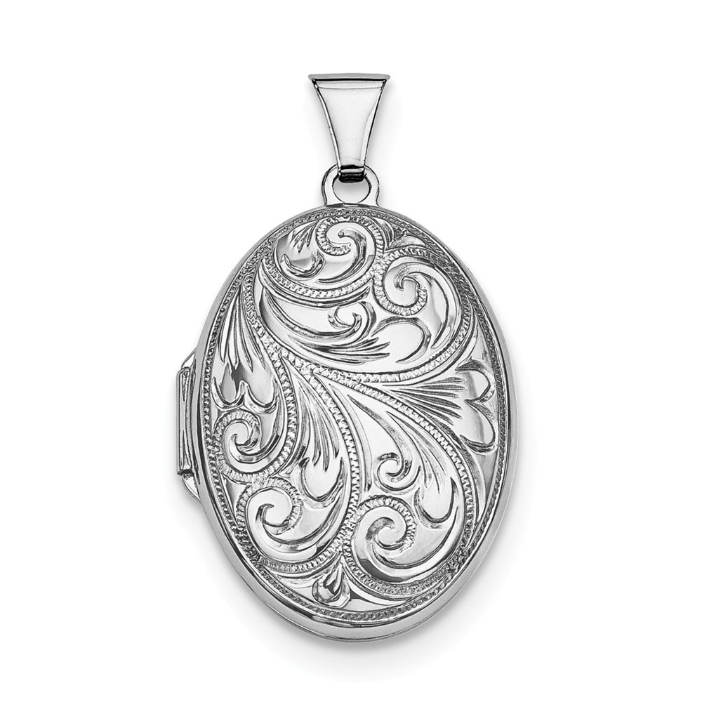 JewelsObsession Sterling Silver 20mm Sweet 16 Charm w//Lobster Clasp