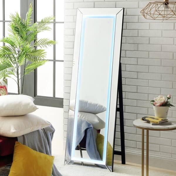 Vanna Led Light Full Length Mirror Floor Standing