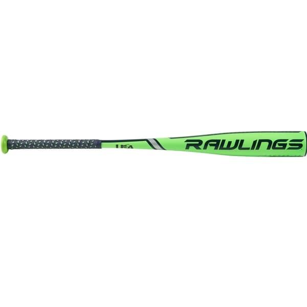 Rawlings Threat USA Baseball Bat (-12) US9T12 - 28/16. Opens flyout.